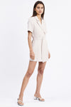 Third Form TCB Blazer Dress - Bone