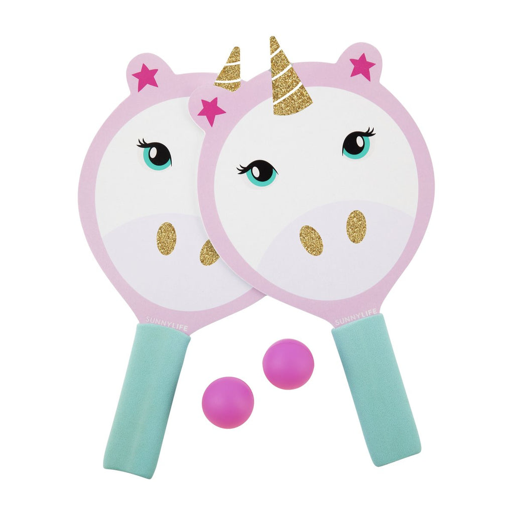 SunnyLife Kids Beach Bats - Unicorn