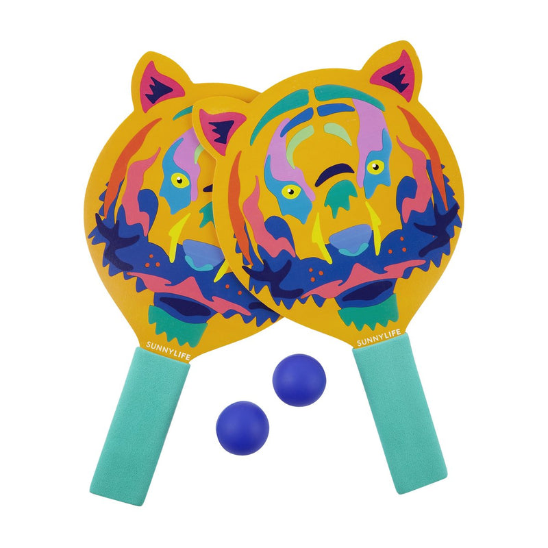 SunnyLife Kids Beach Bats - Tiger