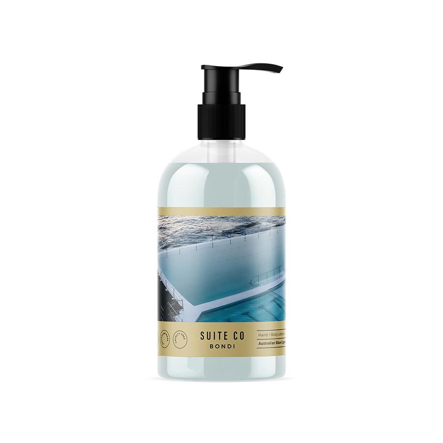 Suite Co Australian Blue Cypress and Black Pepper Body Lotion
