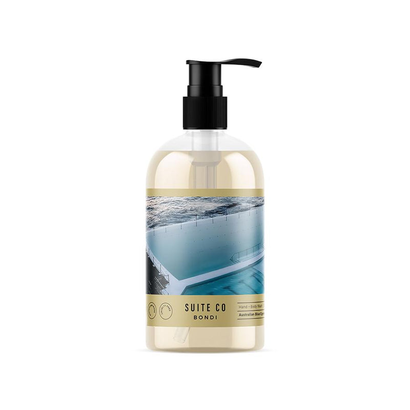 Suite Co Australian Blue Cypress and Black Pepper Hand & Body Wash