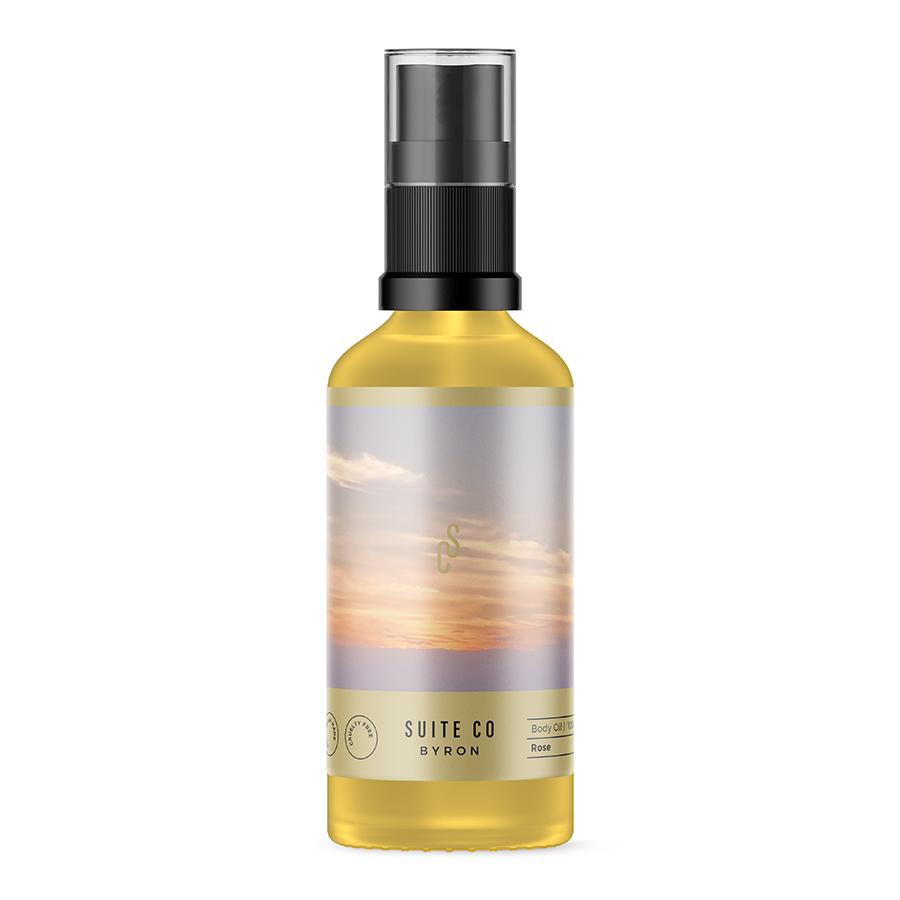 Suite Co Byron Rose Body Oil