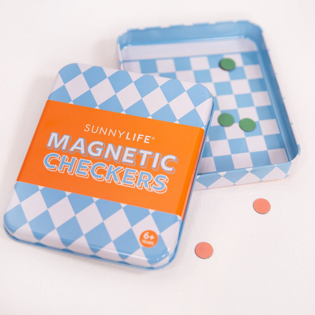 Sunnylife Magnetic Checkers