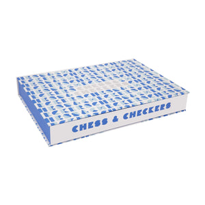Sunnylife Board Chess & Checkers