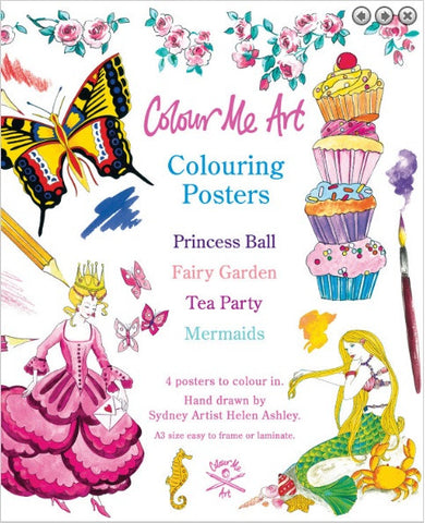 ColourMeArt A3 Poster tube - Girls