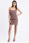 Third Form Drifter Frill Strapless Dress - Morocco