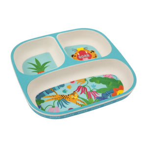 SunnyLife Eco Kids Plate - Jungle