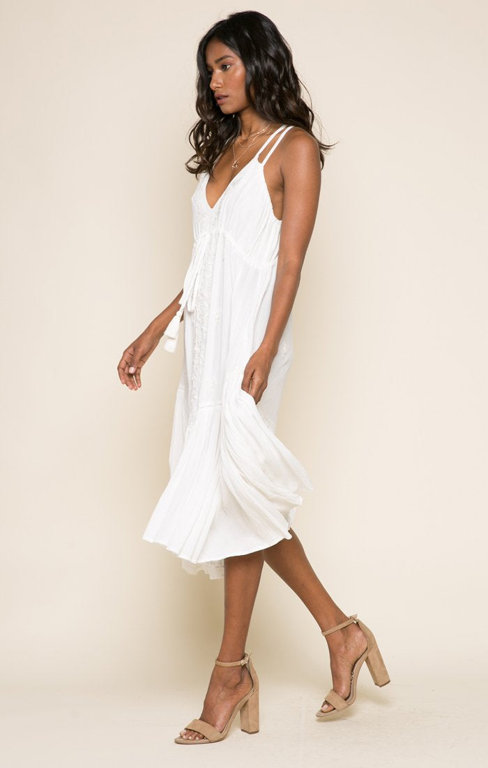 Raga Enduring Kiss Strappy Midi Dress