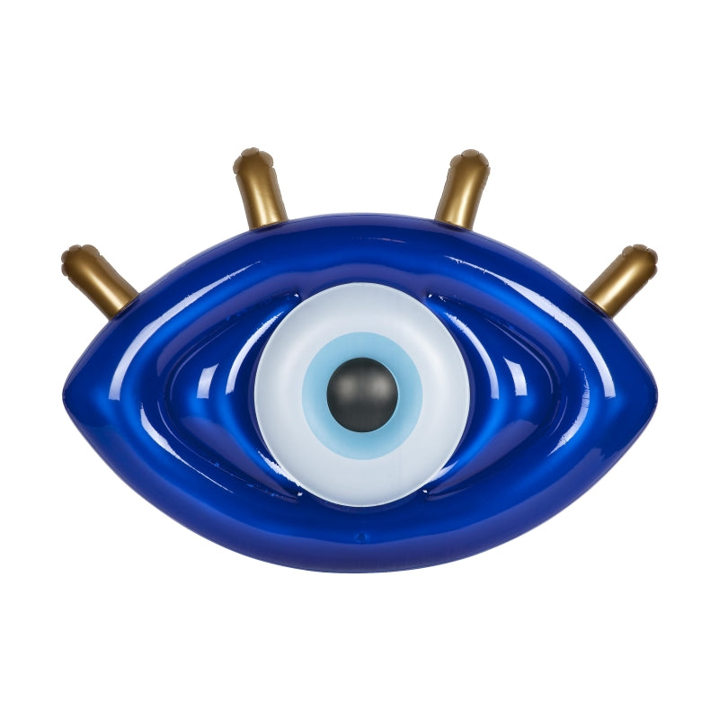 SunnyLife Luxe Lie-On Float Greek Eye