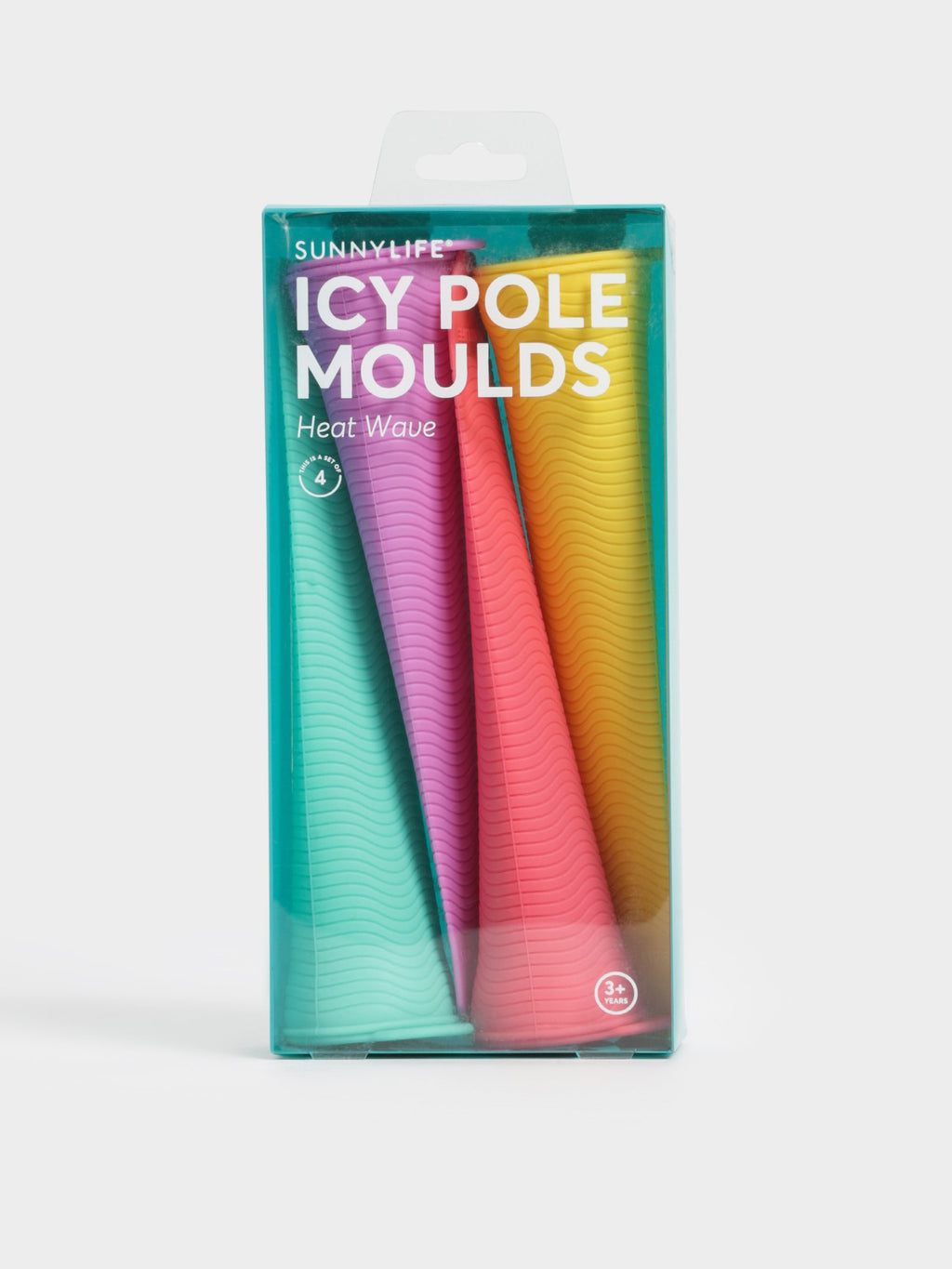 SunnyLife Icy Pole Moulds - Heat Wave