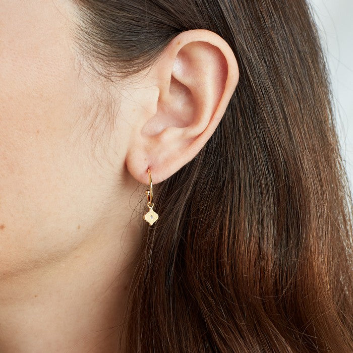 Jess Sleeper Earrings