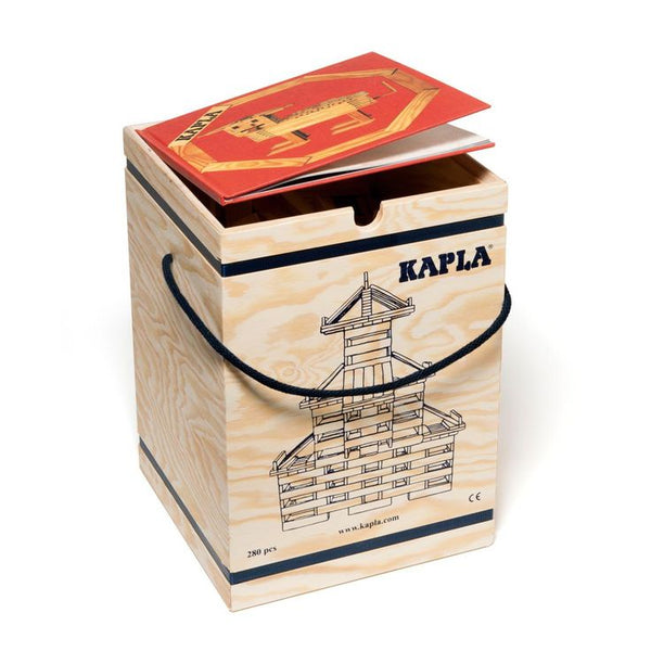 Kapla 280 piece 'briefcase' box