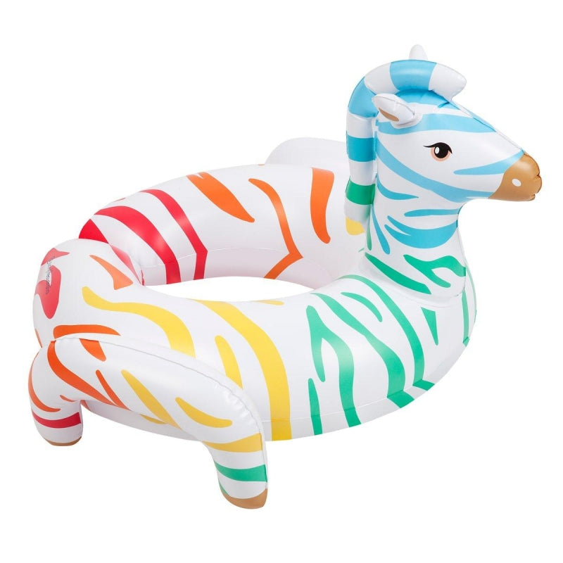 SunnyLife Kiddy Float Zebra