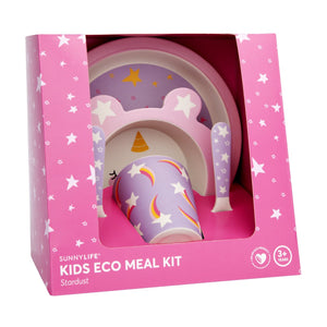 SunnyLife Eco Kids Meal Kit - Stardust