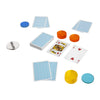 Sunnylife Lucite Poker Game