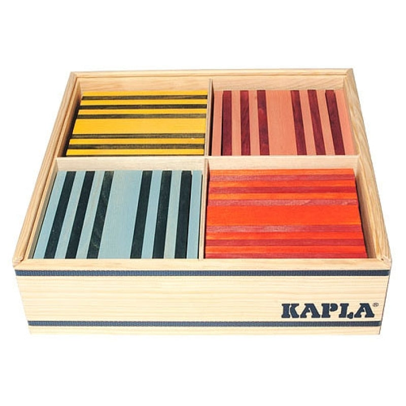 Kapla Octocolour 100 piece box