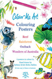 ColourMeArt A3 Poster tube - Australia (for boys and girls)