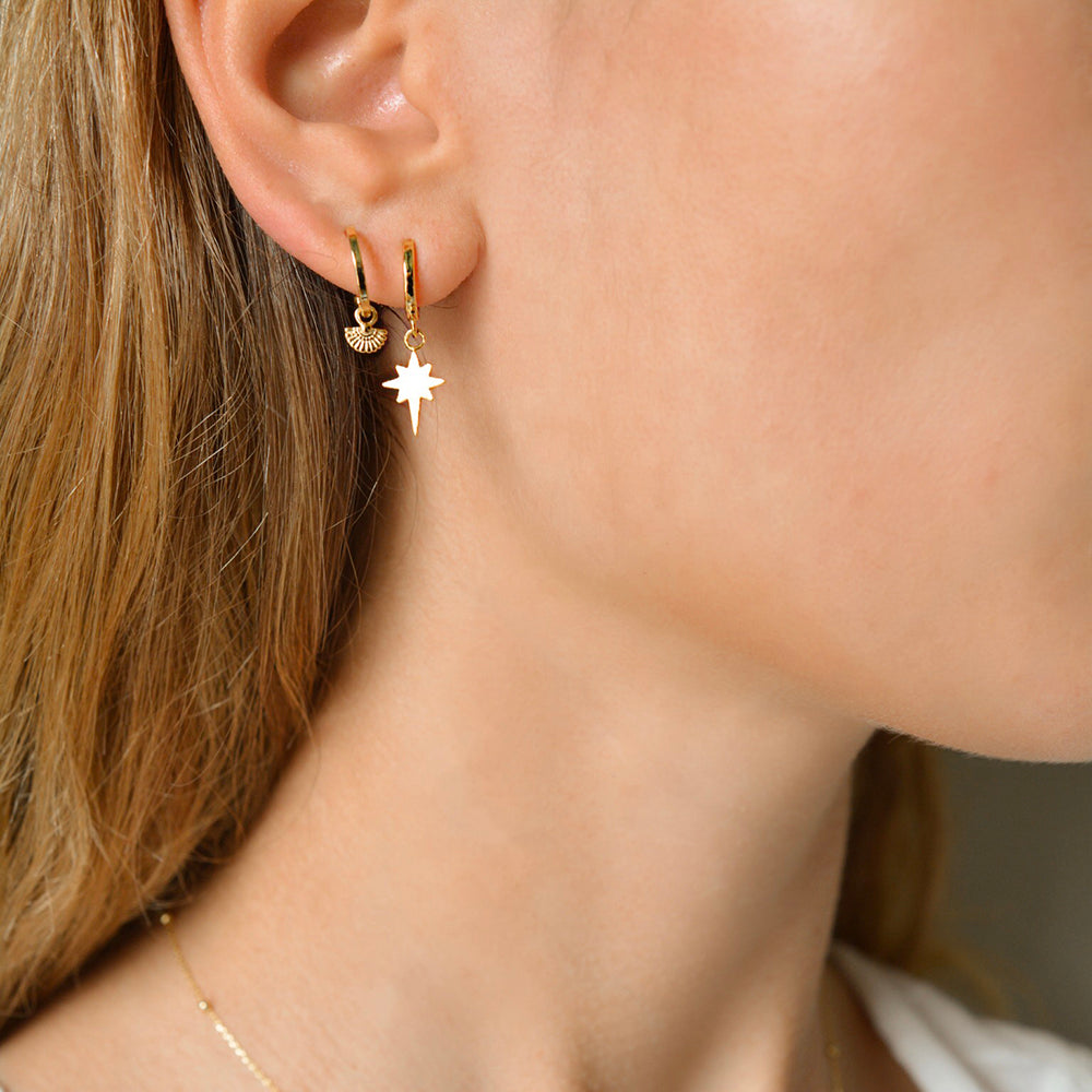 Priya Sleeper Earrings