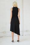 Third Form Rising Midi Dress - Black