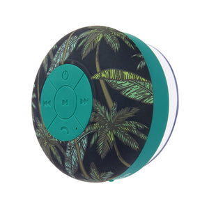 Sunnylife Shower Speaker - Palm Trees