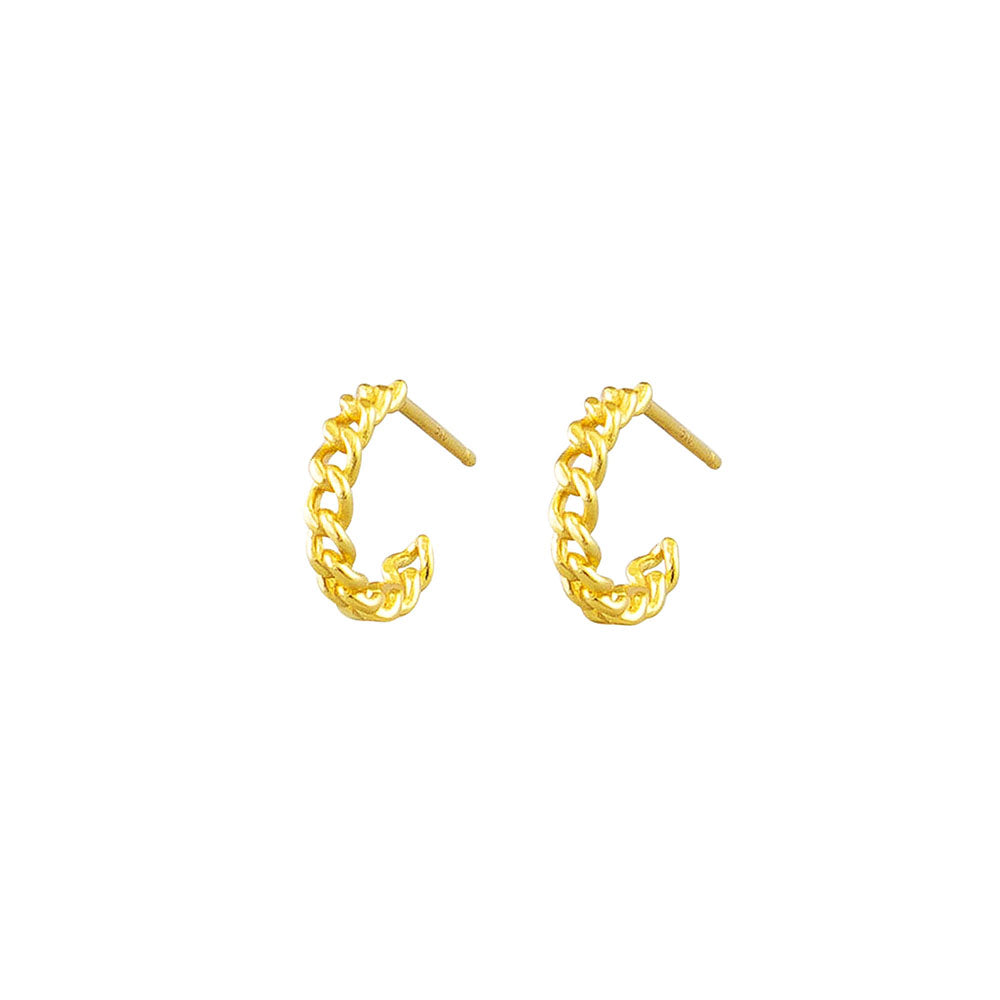 Simona Sleeper Earrings
