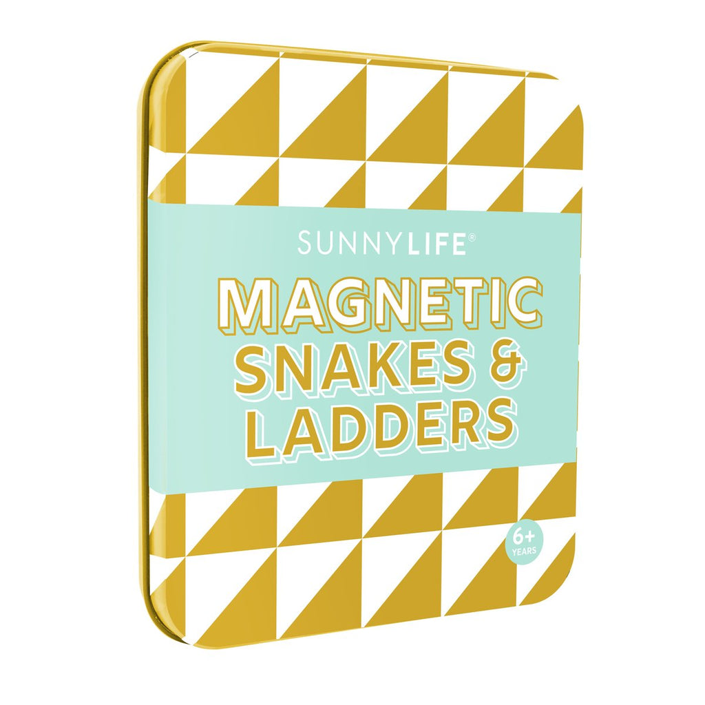 Sunnylife Magnetic Snakes and Ladders