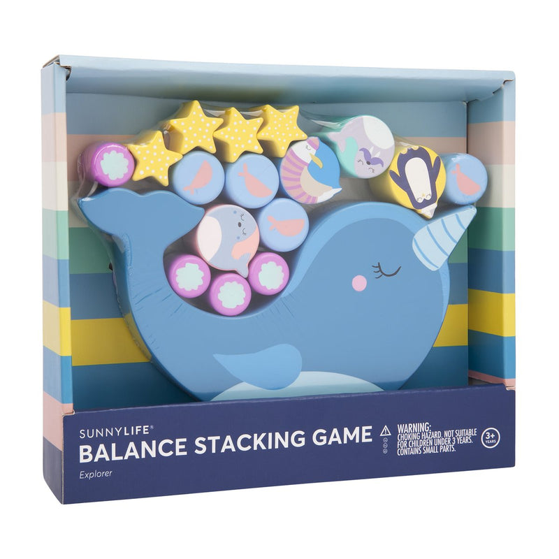 Sunnylife Balance Stacking Game - Explorer