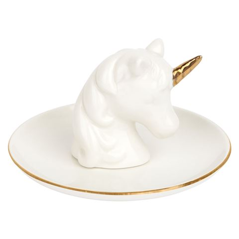 SunnyLife Trinket Tray - Unicorn