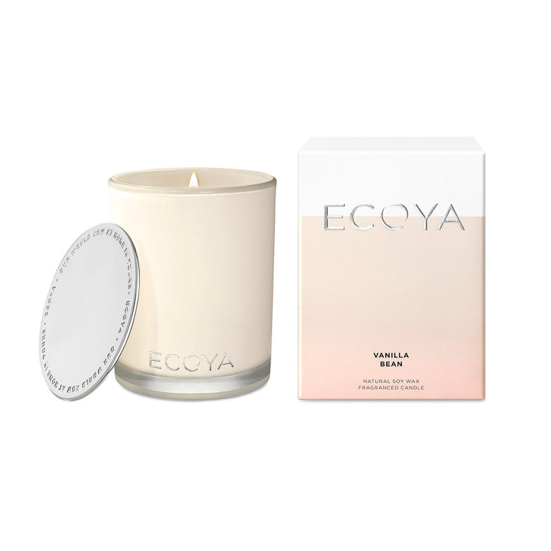 Ecoya Candle Madison Jar - Vanilla Bean