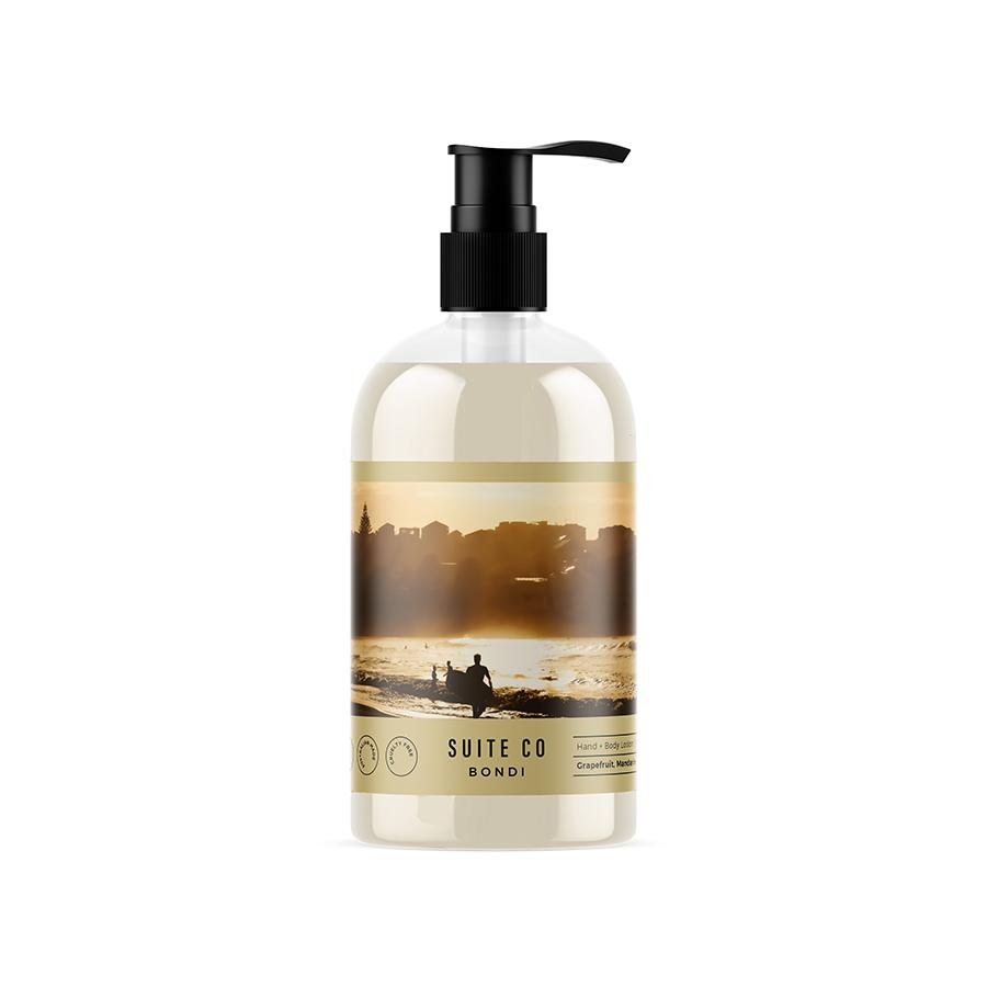 Suite Co Grapefruit, Mandarin and Sandalwood Body Lotion