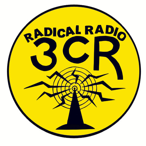 Radical Radio 3CR - Patch