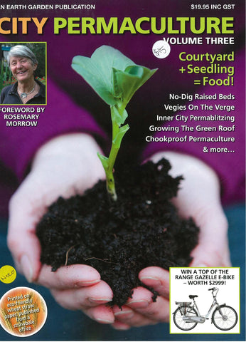 City Permaculture Volume Three