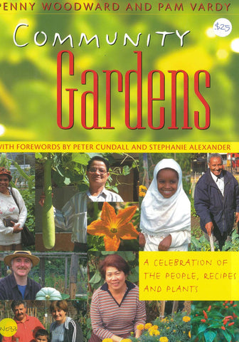 Community Gardens by Penny Woodward and Pam Vardy