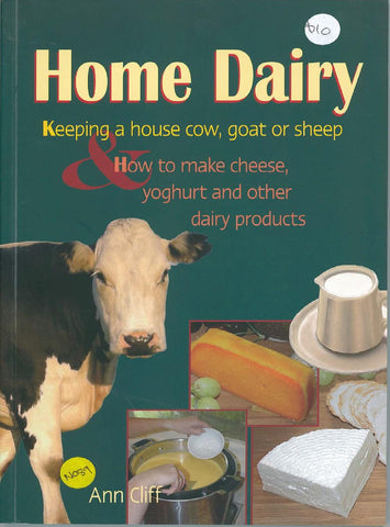 Home Dairy by Ann Cliff