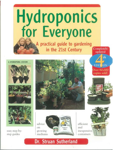 Hydroponics for Everyone by Dr. Struan Sutherland