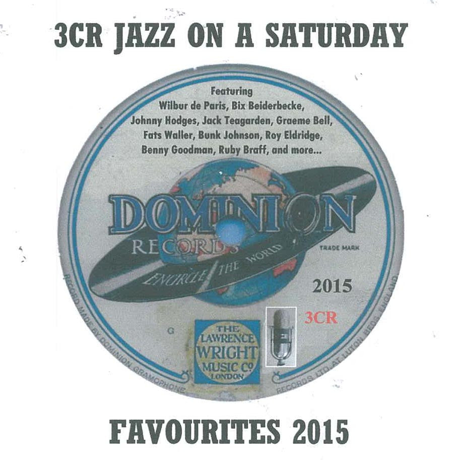 Jazz on a Saturday Favourites 2015
