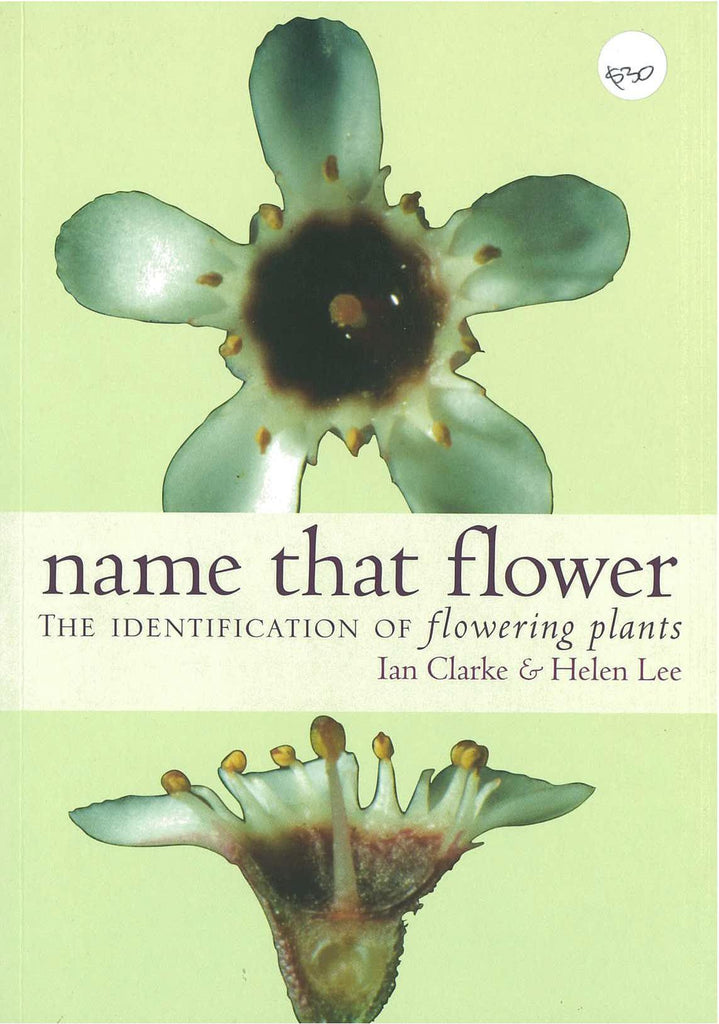 Name That Flower by Ian Clarke and Helen Lee