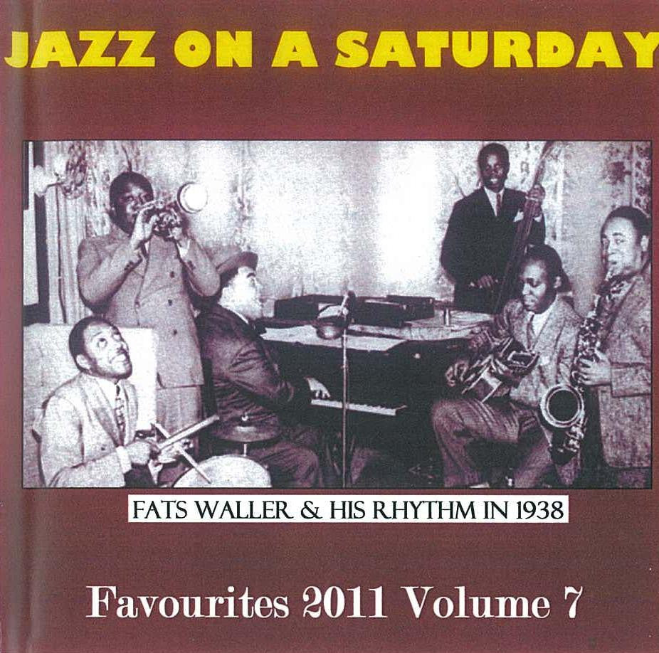 Jazz On a Saturday - Volume 7