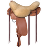 EA Mattes - Seat saver for Western saddle with cutout