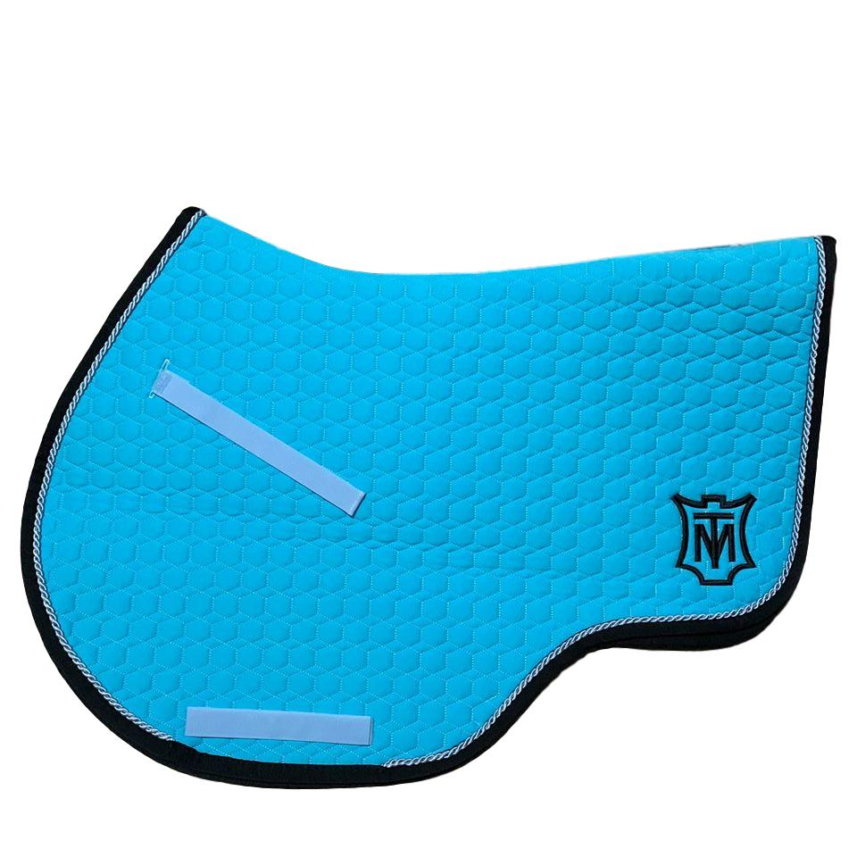 E.A Mattes Instock - XL Size Jump - Turquoise/Black