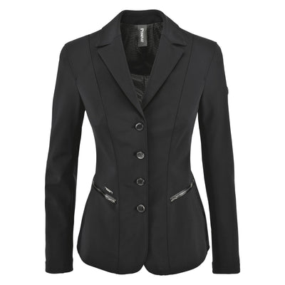 Pikeur Paulin Ladies Jacket (Black/Gunmetal Details)