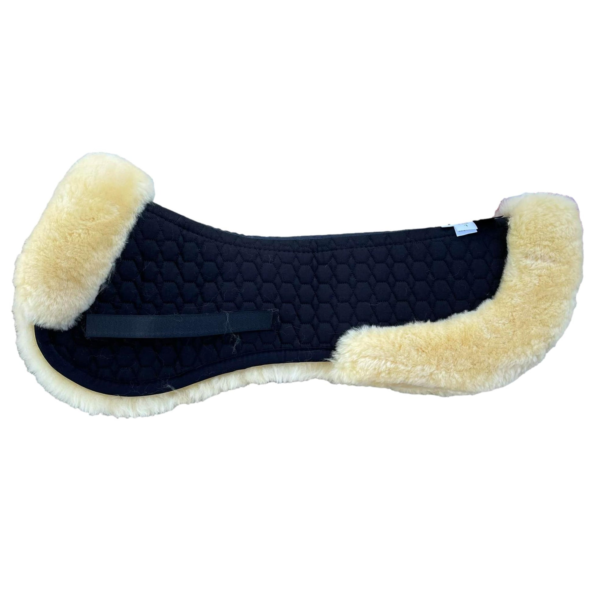 E.A Mattes Core Range Half pad - Full Sheepskin  (Assorted Colours/Sizes)