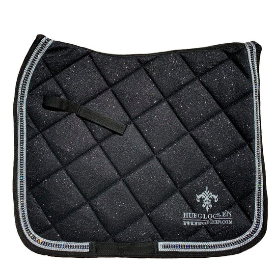 Diamant Ink Saddle Pad - Hufglocken