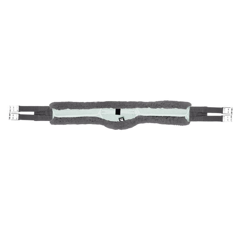 E.A Mattes Lambskin Long SLIM LINE Girth - Hufglocken