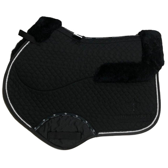 Stadium Saddle Pad - Black - Hufglocken