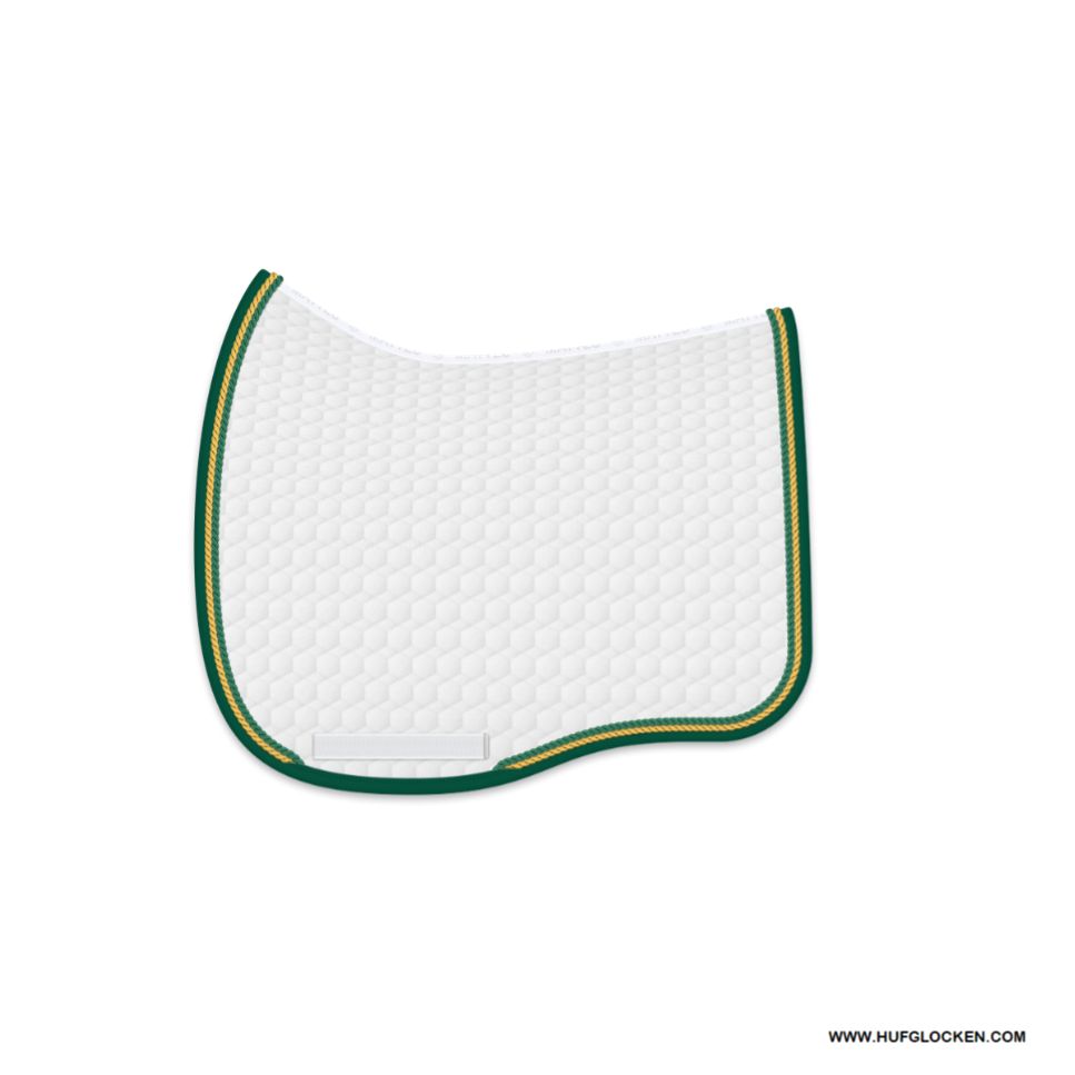 "E.A Mattes ""Design Online"" Eurofit Dressage Saddle Pad - Customer's Product with price 89.00 ID SC-p9tc587jf55CMRwn9bpHE"