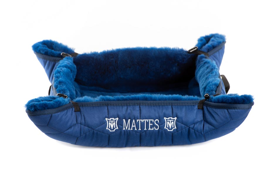 "EA Mattes Dog Bed - ""Febe"""