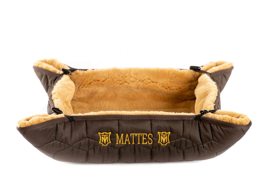 "EA Mattes Dog Bed - ""Snoopy"""