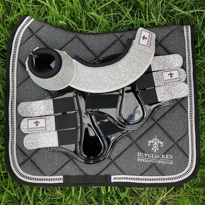 Diamant Graphite Saddle Pad (ORDERABLE) - Hufglocken