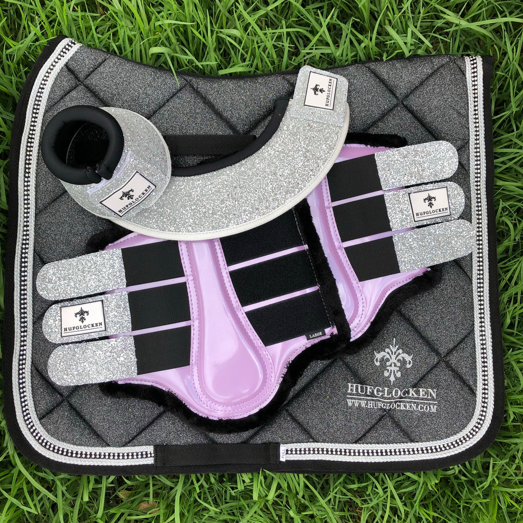 Diamant Graphite Saddle Pad - Hufglocken